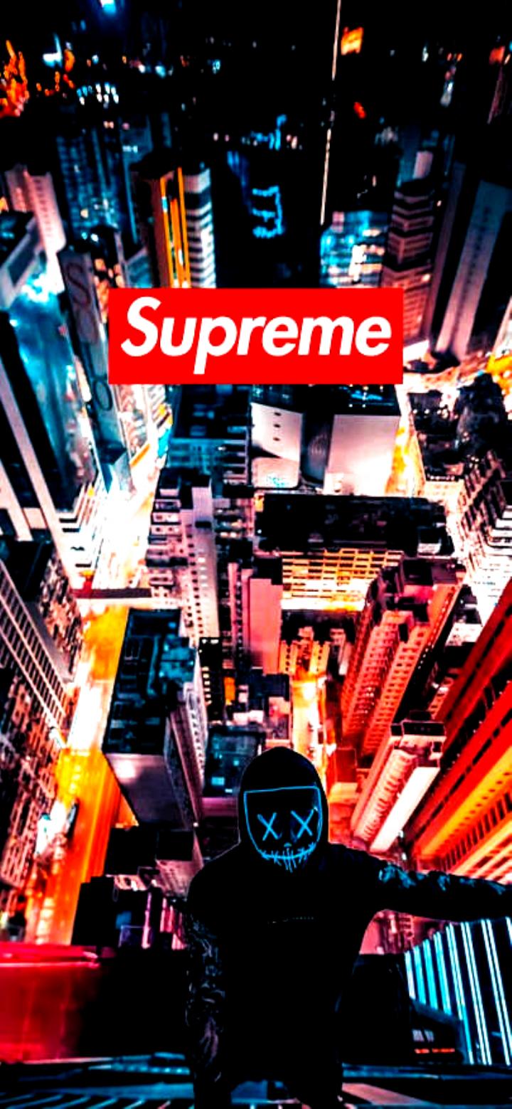 Download Wallpaper iPhone XS XR XS MAX Supreme Wallpaper