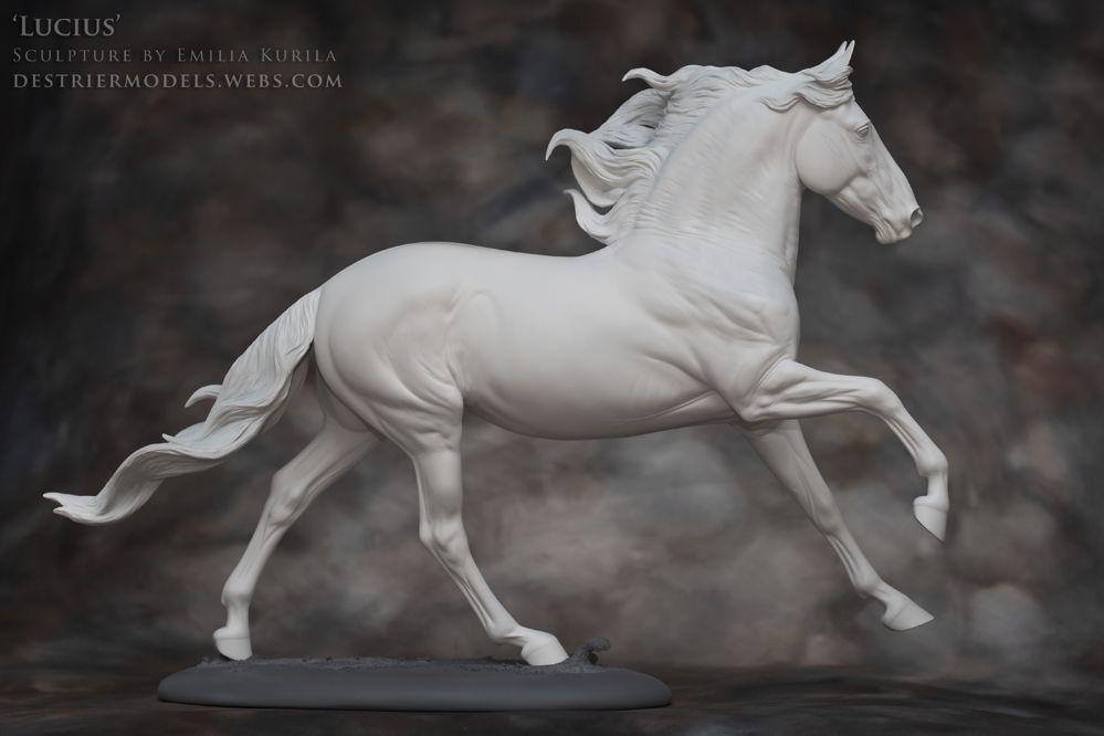 Modelos Destrier | caballo | Pinterest | Caballos, Escultura y Arte