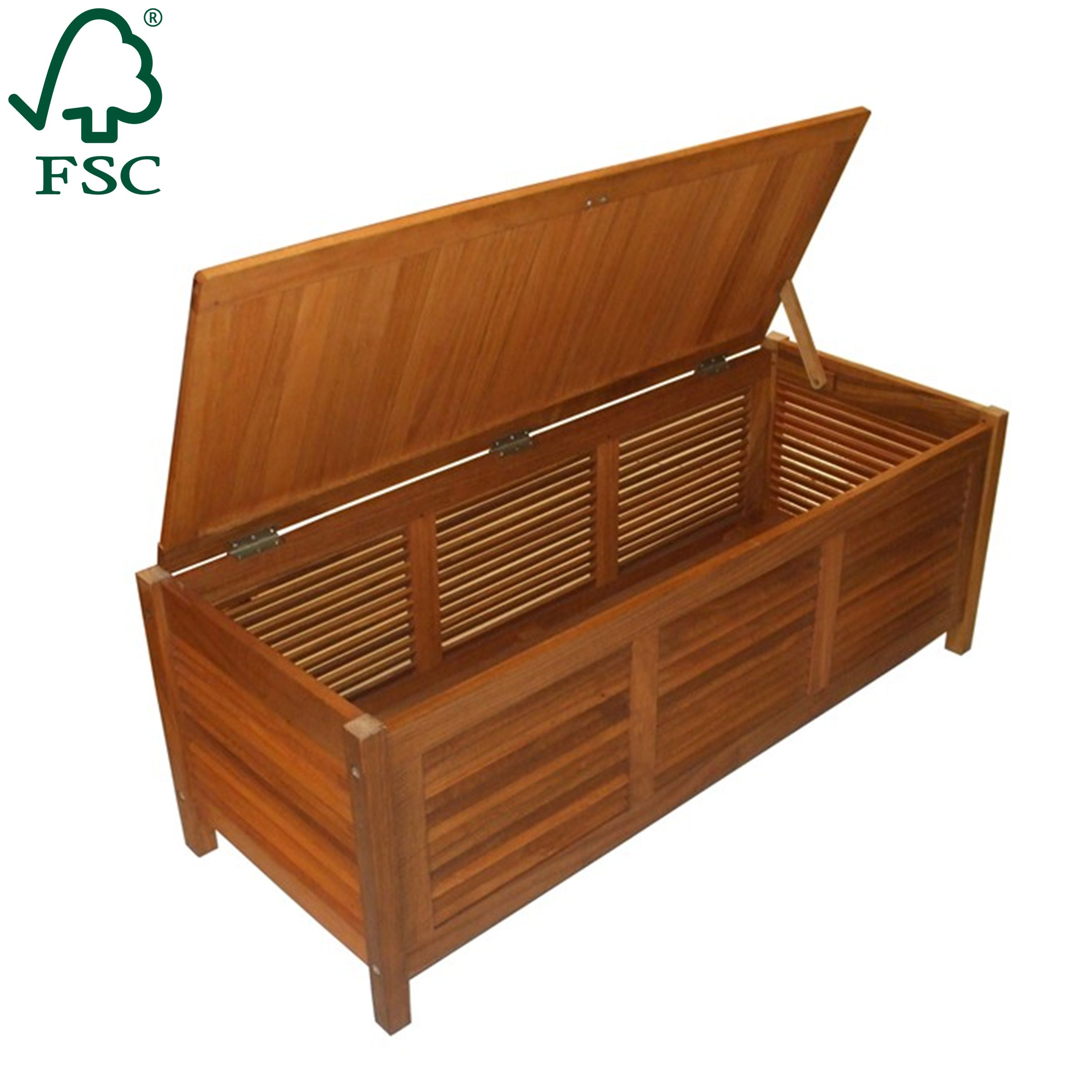 Outdoor Storage Mimosa 120X45X45Cm Timber  Bunnings Warehouse