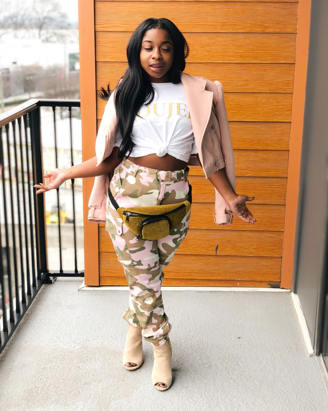 Reginae Carter | Outfits with hats, Girl outfits, Couture ...