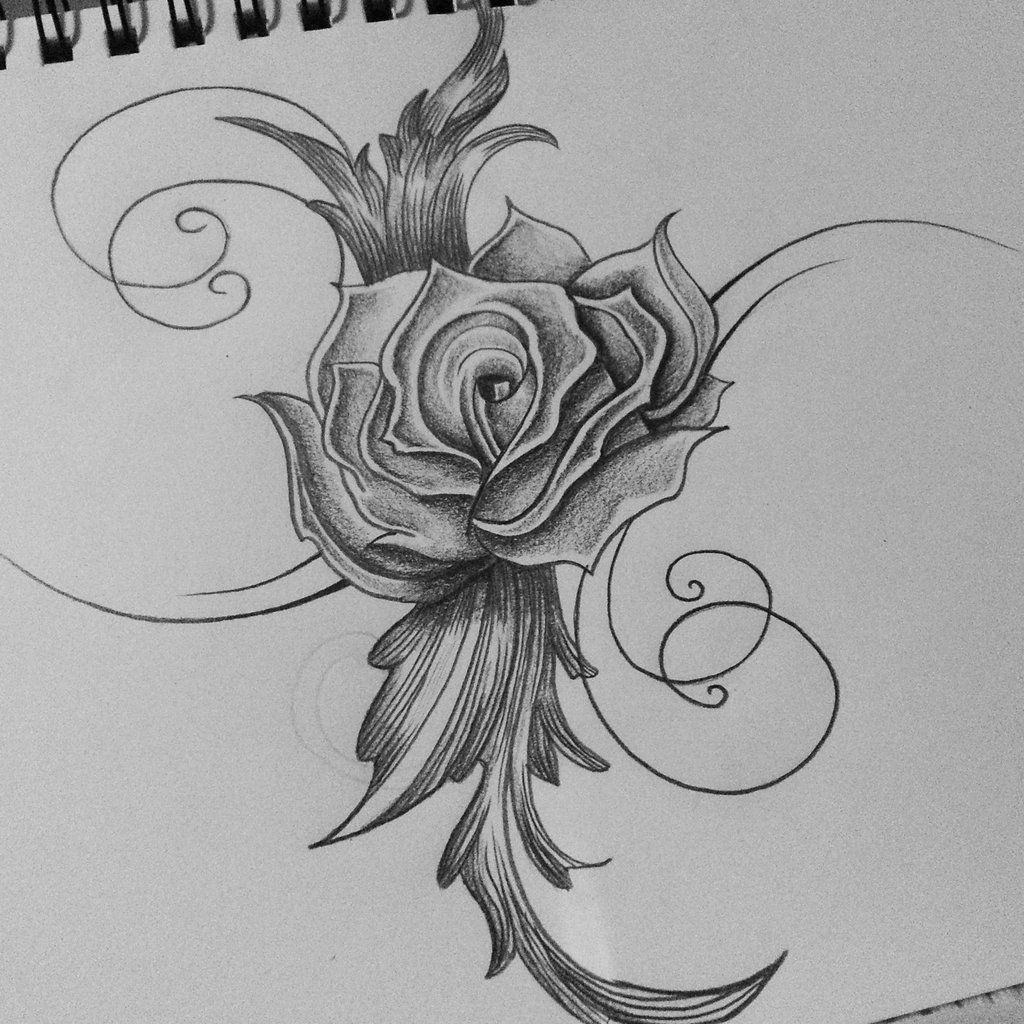 Rose tattoo tribal drawing cassandrawilsonenvyd by rose tattoo tribal drawing cassandrawilsonenvyd by cassandrawilsoniantart on deviantart ccuart Image collections