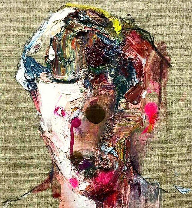 Ryan Hewett @ryhew #contemporaryart #modern #art #artist #painting