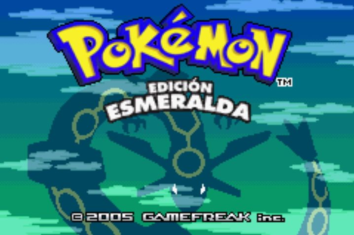Descargar Pokemon Esmeralda Juegos De Pokemon Pokemon Rojo Fuego Pokemon