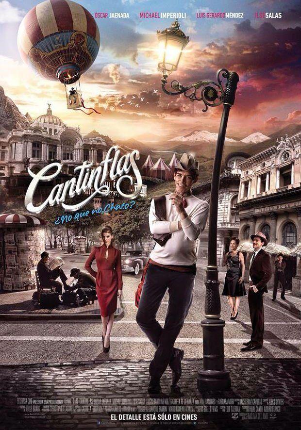 """Sábado de cine: """"Cantinflas""""  11/10/14"""