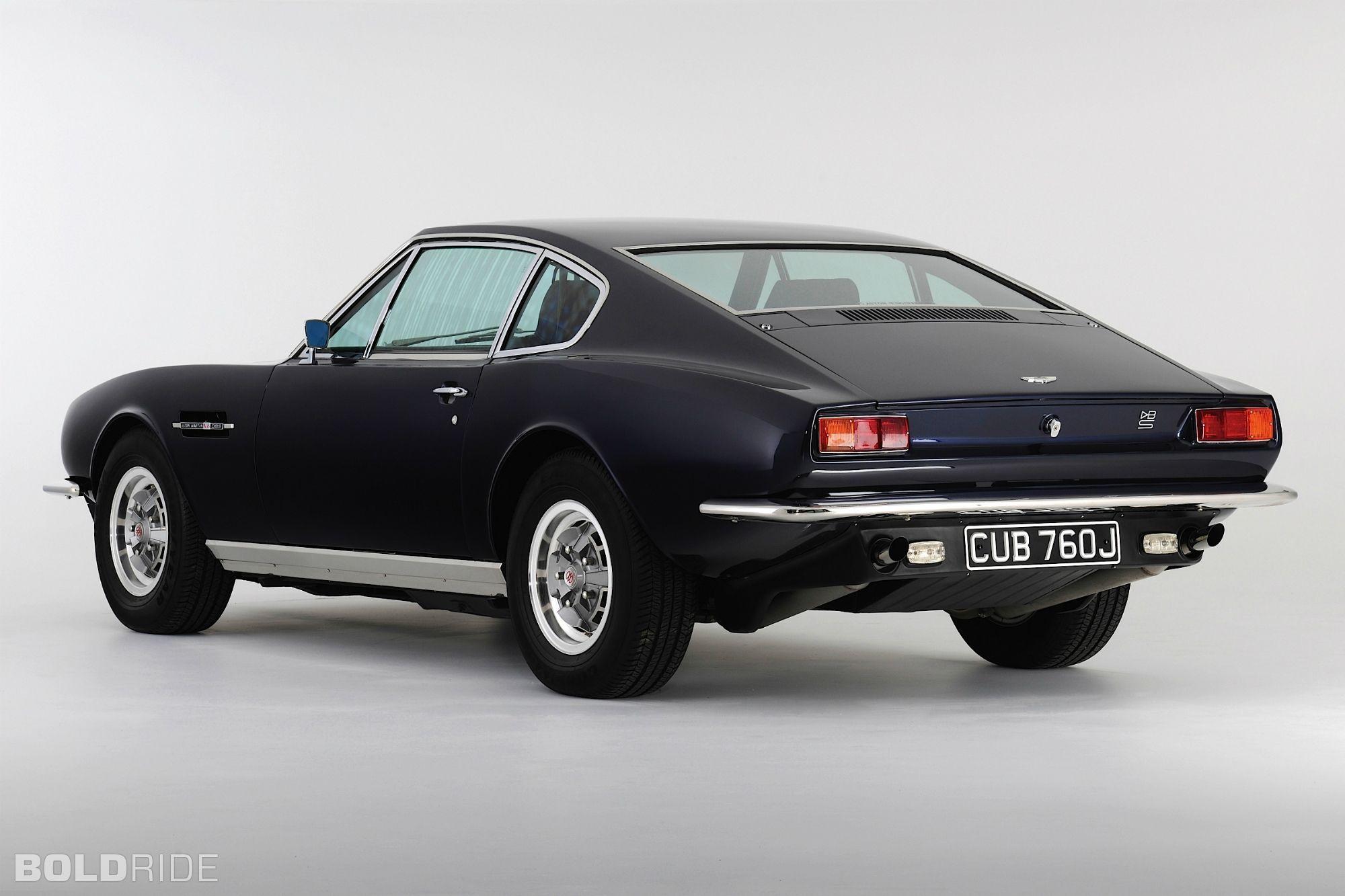 classic 70's car -- 1971 aston martin dbs v8 | aston martin