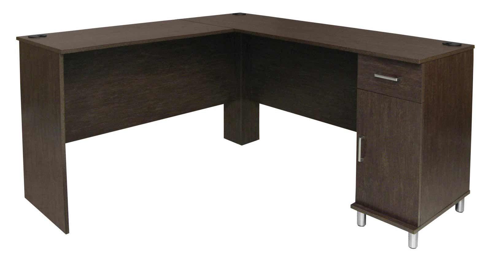Ameriwood Modern Office Corner Computer Desk With Storage Corner Computer Desk Corner Desk Office Computer Desk