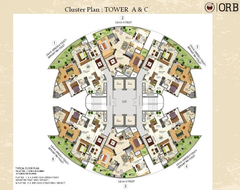 Sector Noida Investors Clinic Bhk Residential Apartments How Plan Apartment Plans