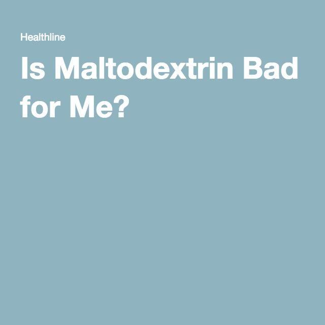diabetes stevia maltodextrina
