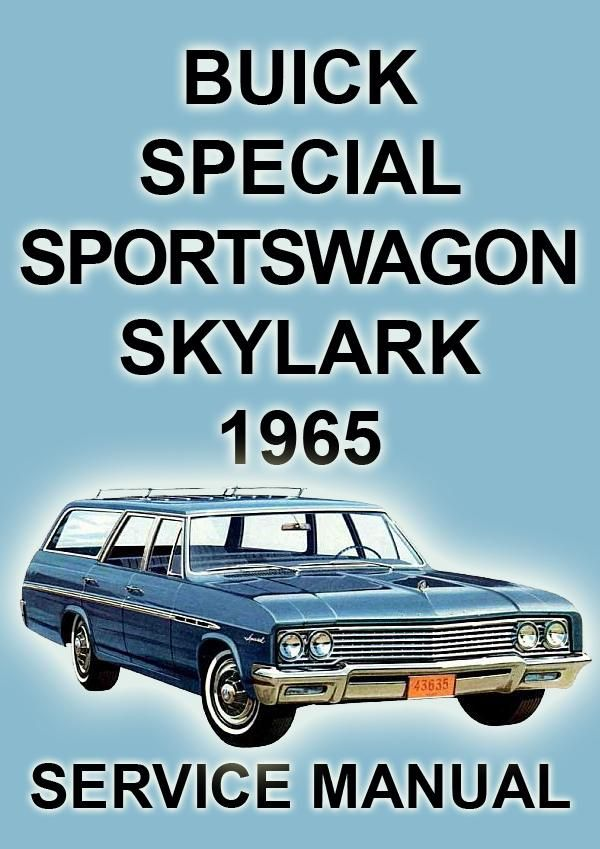 buick 1965 special special deluxe sport wagon skylark sport rh pinterest com Used Buick Automobiles Buick Sports Car