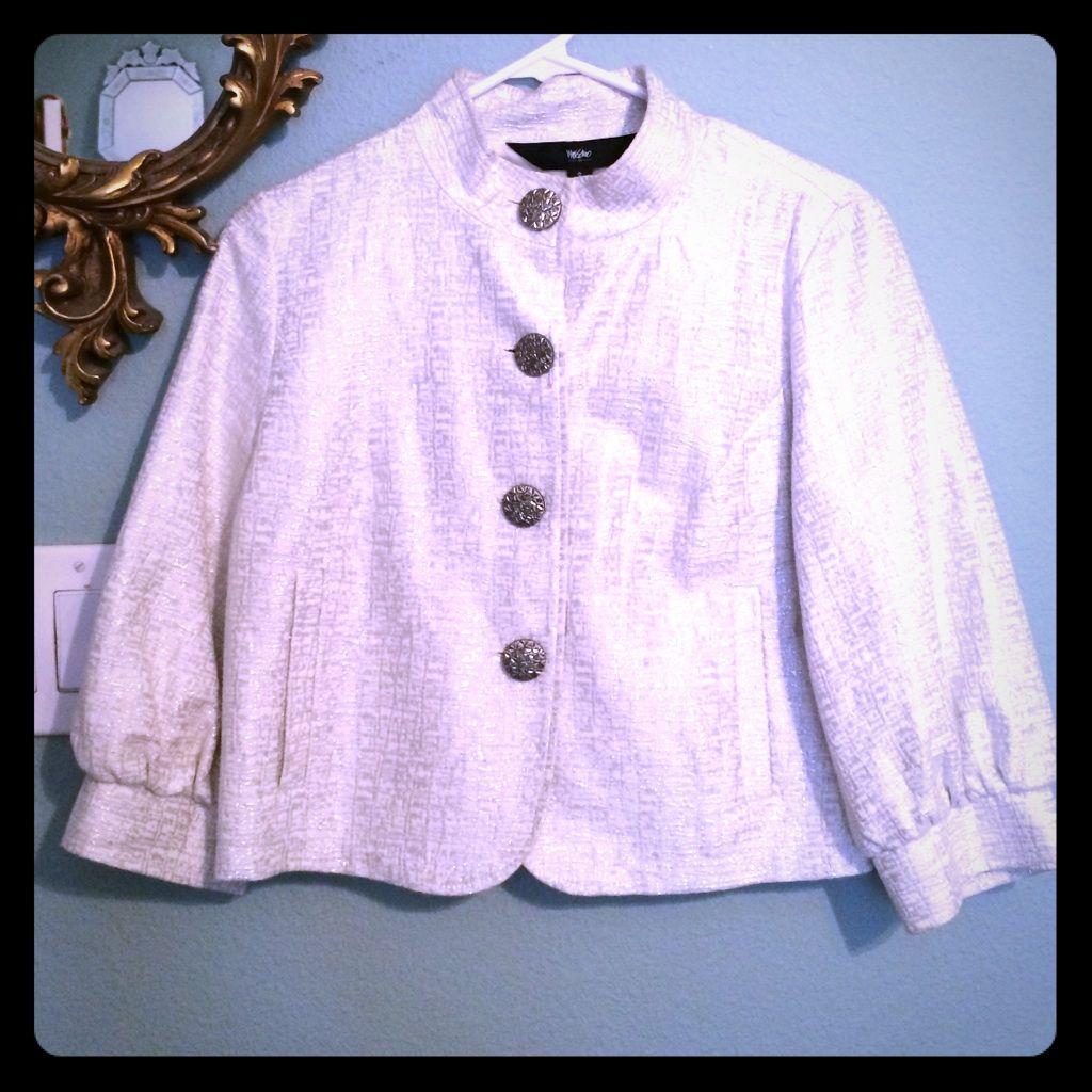 Elegant Dress Jacket