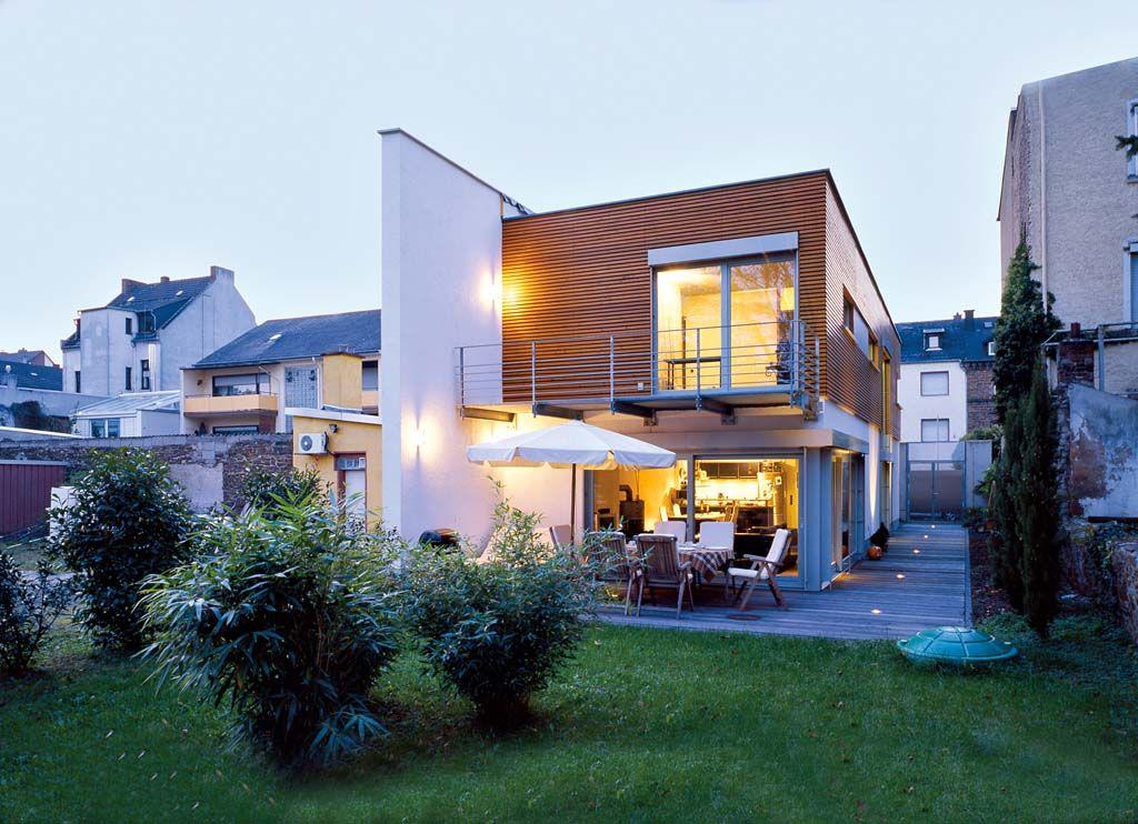 Holzhaus f r dynamiker neubau hausideen so wollen wir for Hausideen modern