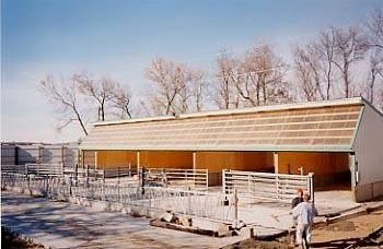 Figure 5 Open Sided Single Slope Roof Shed Is One Of The