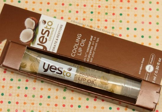 Lip Balm Coconut by yes to #10