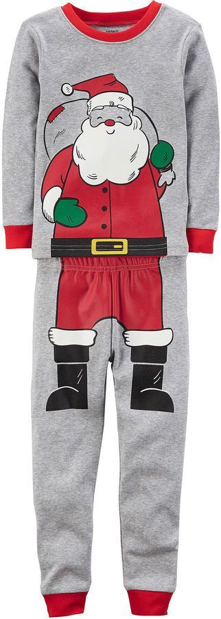 c187f72ce697 CARTERS Carter s Christmas 2-pc. Pajama Set Boys