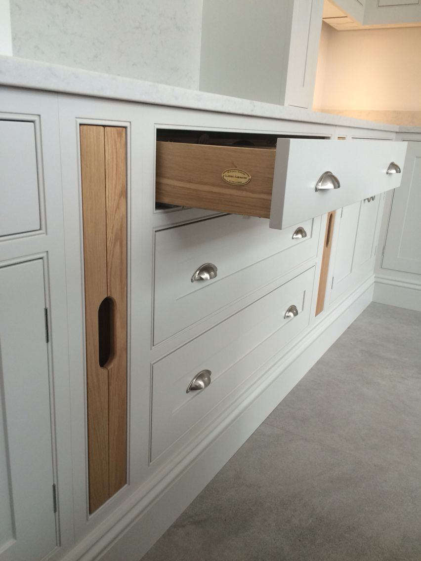 classiccabinetry.co.uk Farrow & Ball Purbeck Stone and Amonite with ...