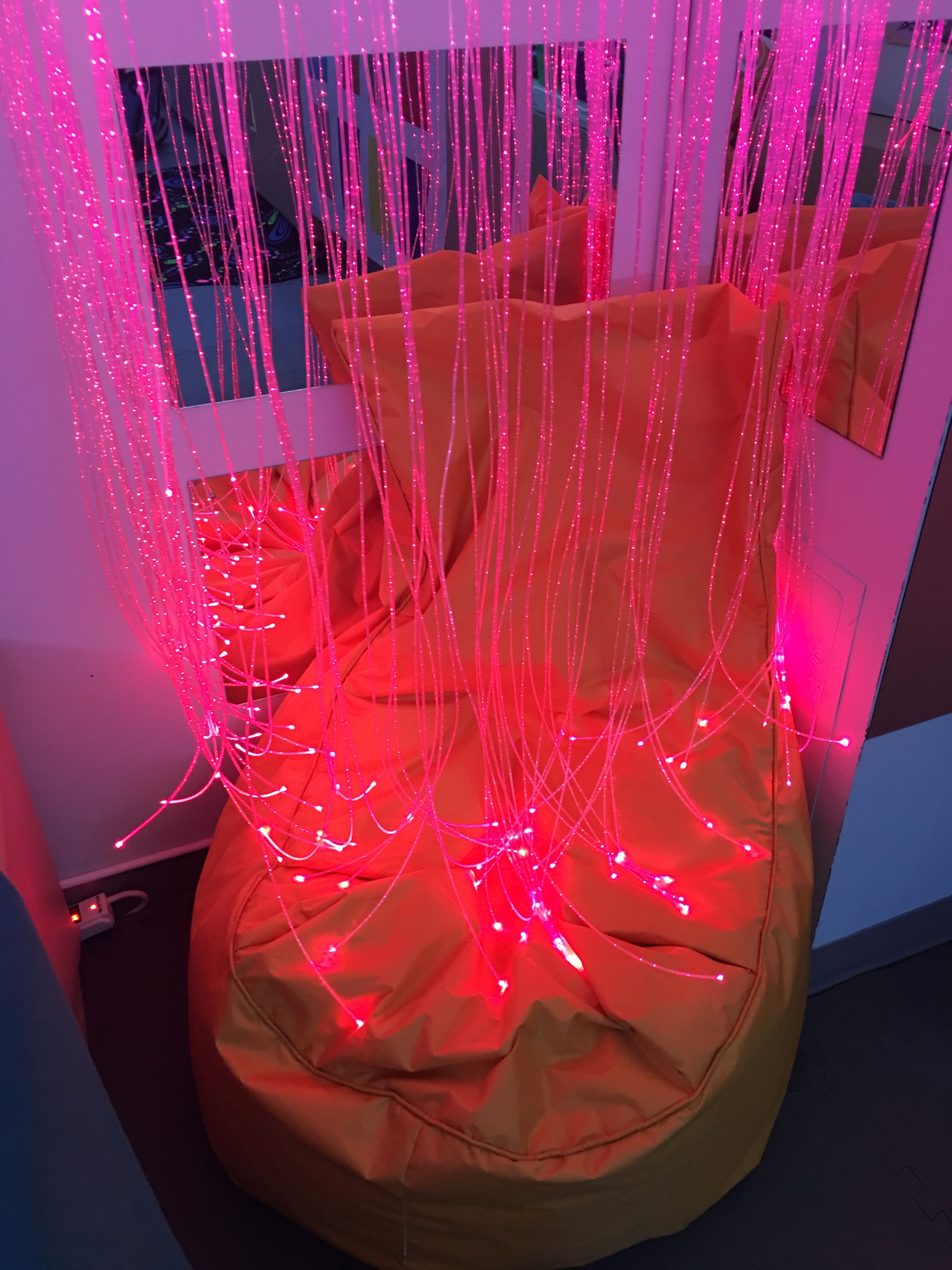 100 Fibre Optic Tails - Calming Sensory Room | TFH Canada ...