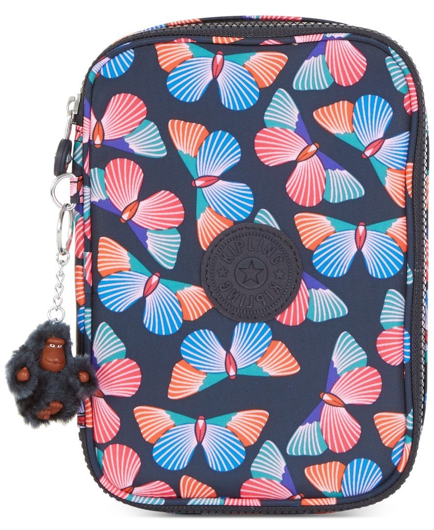 4067121a6 Kipling Handbag, 100 Pens Printed Case - Handbags & Accessories - Macy's