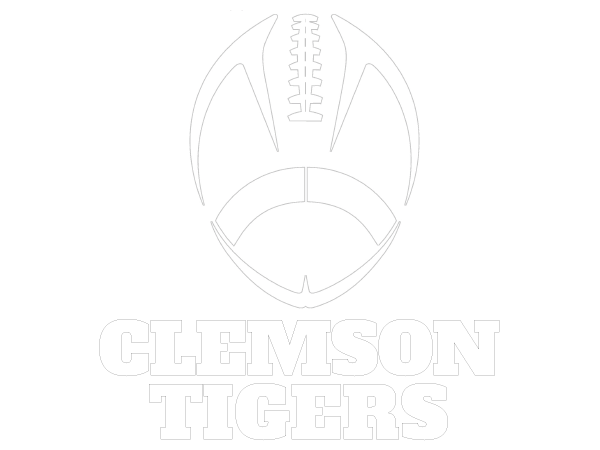 Printable Clemson Tigers Coloring Sheet College Football