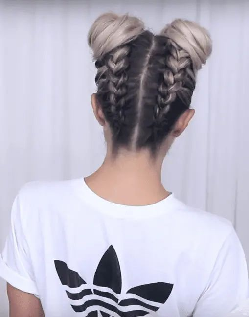 25 Braided Hair Inspirations That You Need To Try Out In