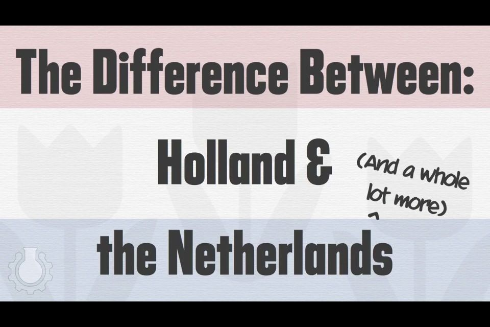 http://m.youtube.com/watch?v=eE_IUPInEuc The difference between Holland and the Netherlands. Fast paced, but very informative.