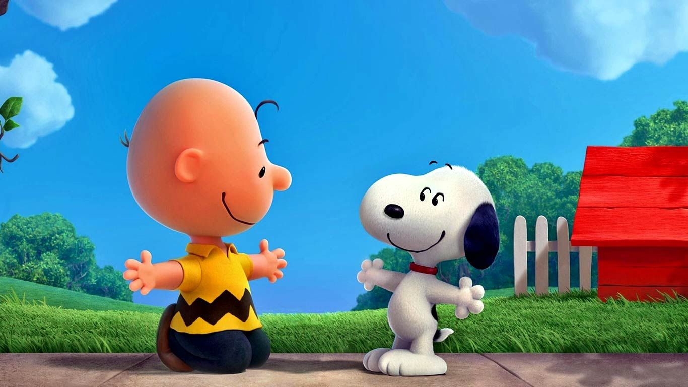 charlie brown screensavers and wallpaper | peanuts | pinterest