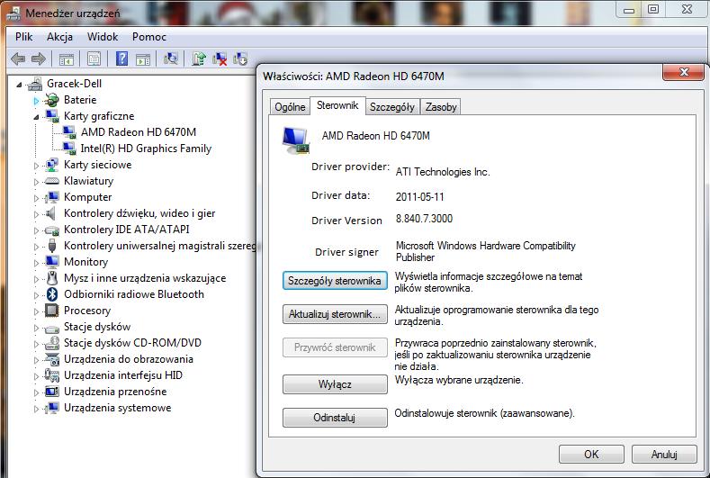 ATI RADEON HD 6470M DRIVERS WINDOWS 7