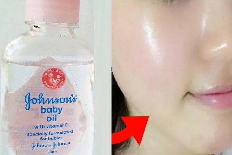 Oleo Johnson No Rosto Remova Suas Manchas Rugas E Melasmas