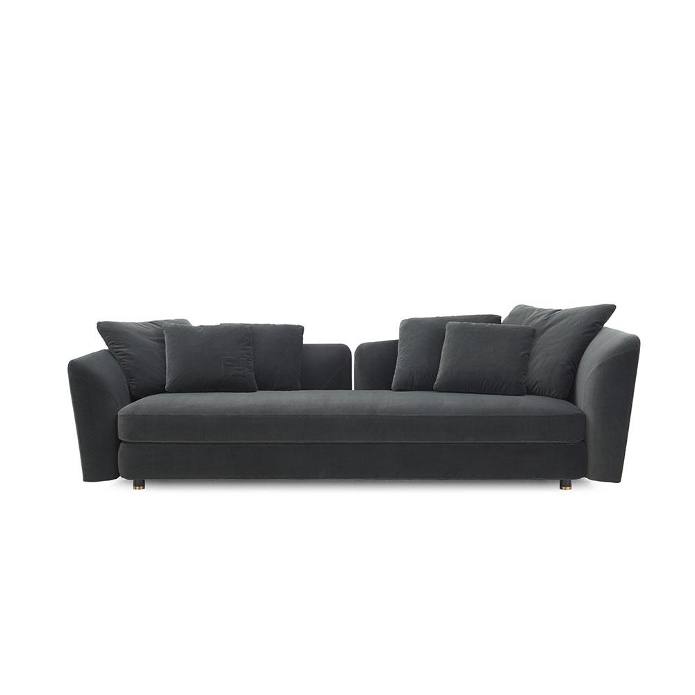 Luxury Living Group Ceasar Tailor Sofa In 2020 Fendi Casa Luxury Living Room Design Sofa