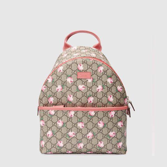 Gucci backpack   Designer Girls Wear   Kids   Pinterest   Pink ...