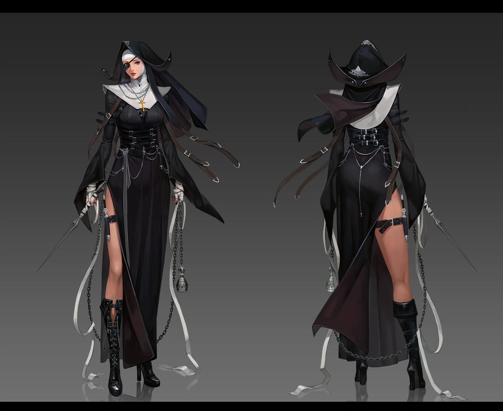Pin by Wolf Green on Character As Designed   Female character ...