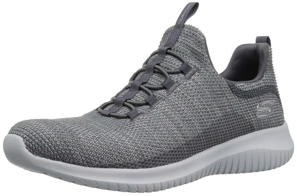 Skechers Women S Ultra Flex Capsule Sneaker Charcoal Size 8 0 Ivpr