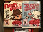 SDCC 2018 Exclusive Funko Cereal Freddy Krueger Jason Voorhees Lot Sealed in Box #FunkoPOP #jasonvoorhees