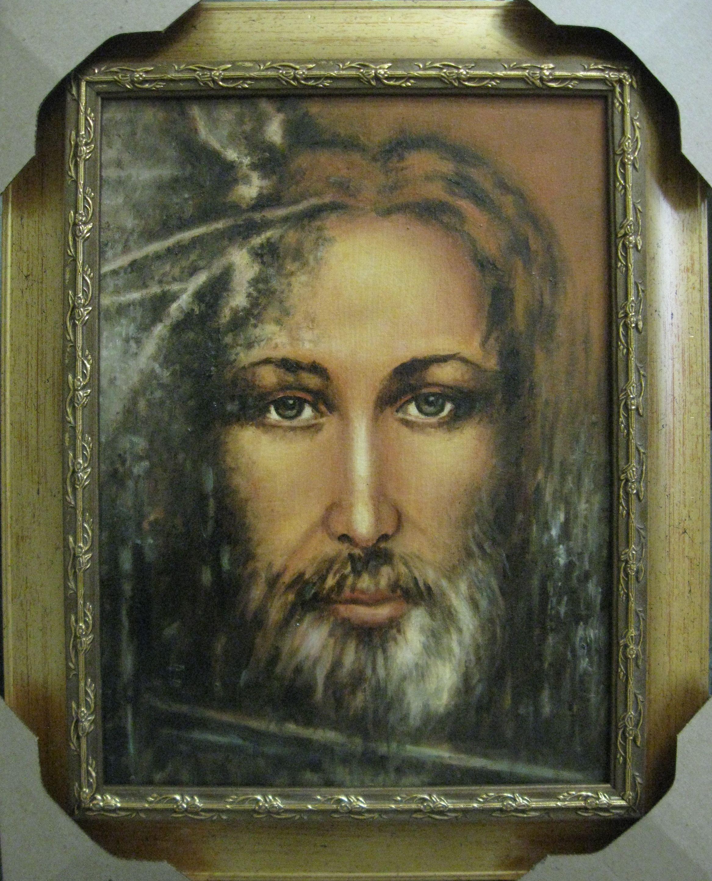Лик христа картинки
