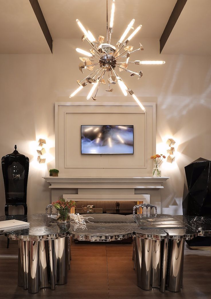 Boca do Lobo and the Art of Creating Exquisite Chandeliers - wohnzimmer luxus design