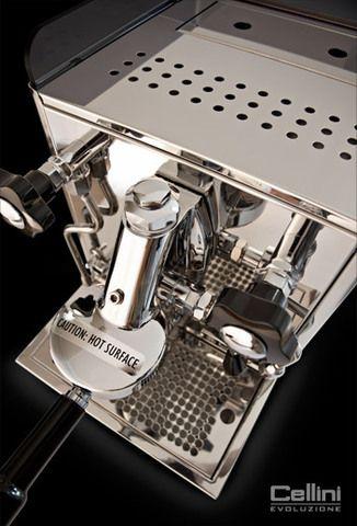 Rocket Giotto Evoluzione V2 HX Espresso Machine