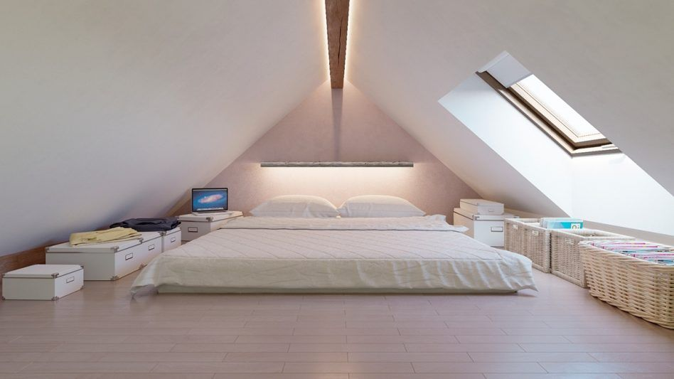 Low Ceiling Loft Bed Ideas Best Lighting For Ceilings Bedroom Attic Bedroom Designs Attic Bedroom Small Low