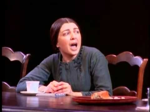 """: Fosca, in Sondheim's """"Passion""""; here done to perfection by Donna Murphy, who originated the role, singing """"I Read"""""""