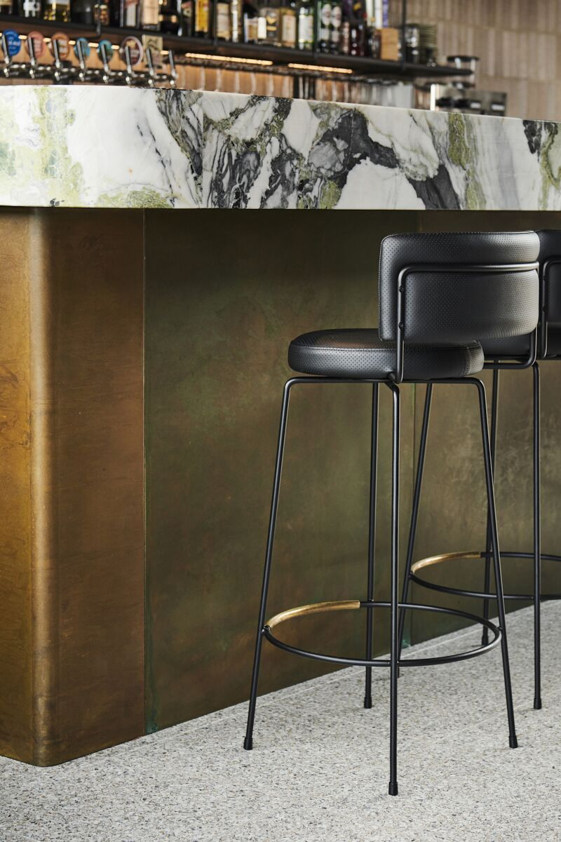 The Diiva Stool — GESTALT NEW YORK   Stool, Bar stools, Home bar decor