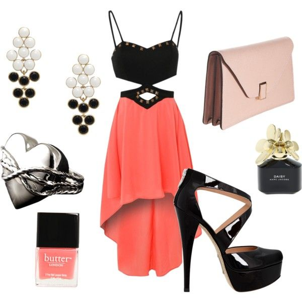 Dress Created On Polyvore With Images