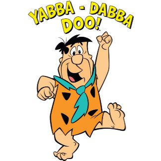 Image result for yaba daba do