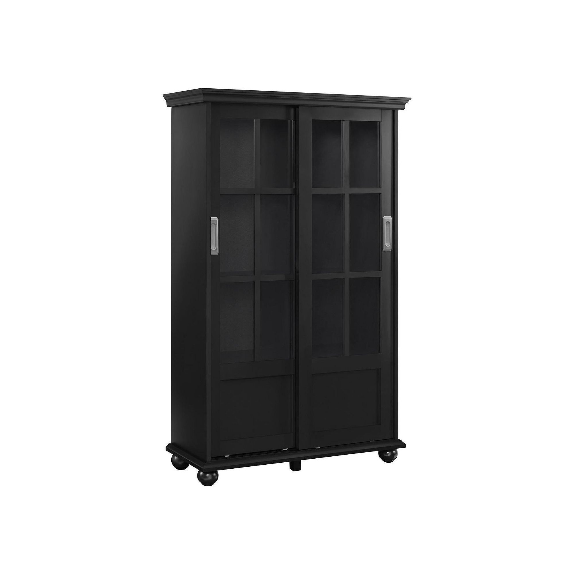 Altra Aaron Lane Sliding Door Bookshelf Products