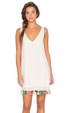 Chloe Oliver Bora Bora Dress in White