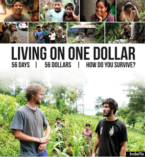 """Julenes Daily Commentary: Interview with Zach Ingrasci and Chris Temple of the Documentary """"Living On One Dollar"""""""