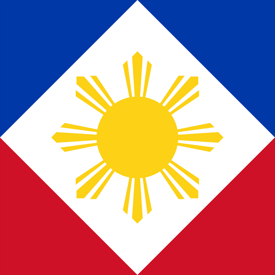 Flag Of The Philippines In The Style Of Switzerland Vexillology Philippine Flag Philippine Flag Wallpaper Filipino Tattoos [ 960 x 960 Pixel ]