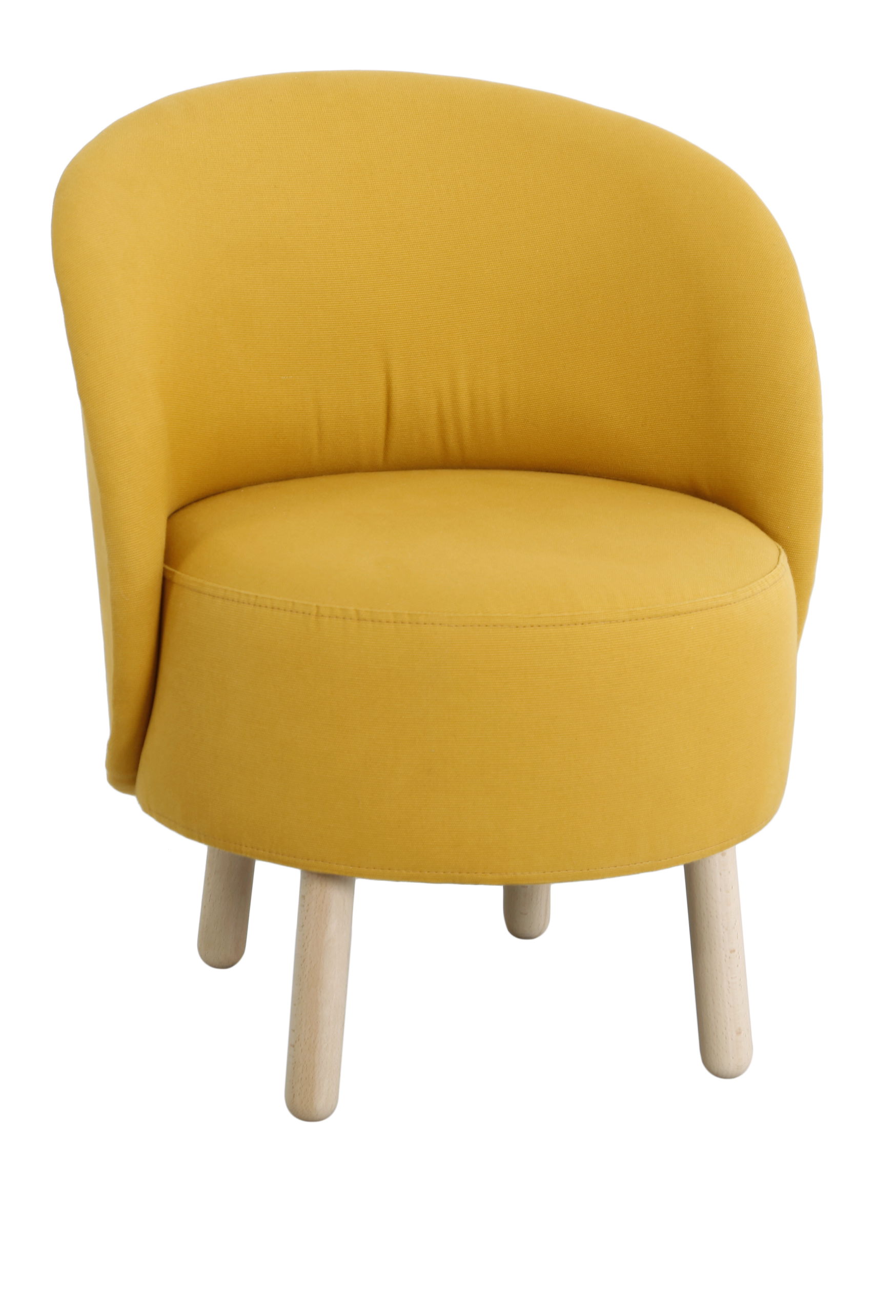 habitat bold fauteuils fauteuil jaune moutarde tissu. Black Bedroom Furniture Sets. Home Design Ideas