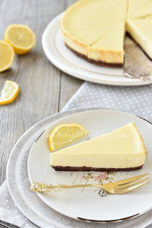 Photo of Lemon cheesecake with sweetened condensed milk