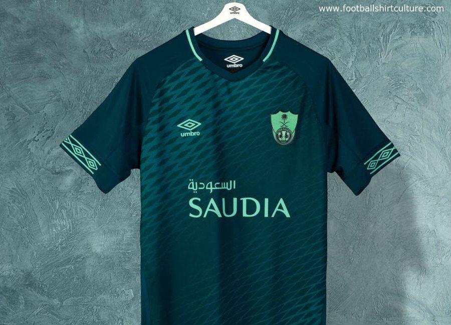 Download Alahli Umbro Al Ahli 2018 19 Umbro Third Kit Sports Jersey Design Jersey Design Soccer Uniforms Design