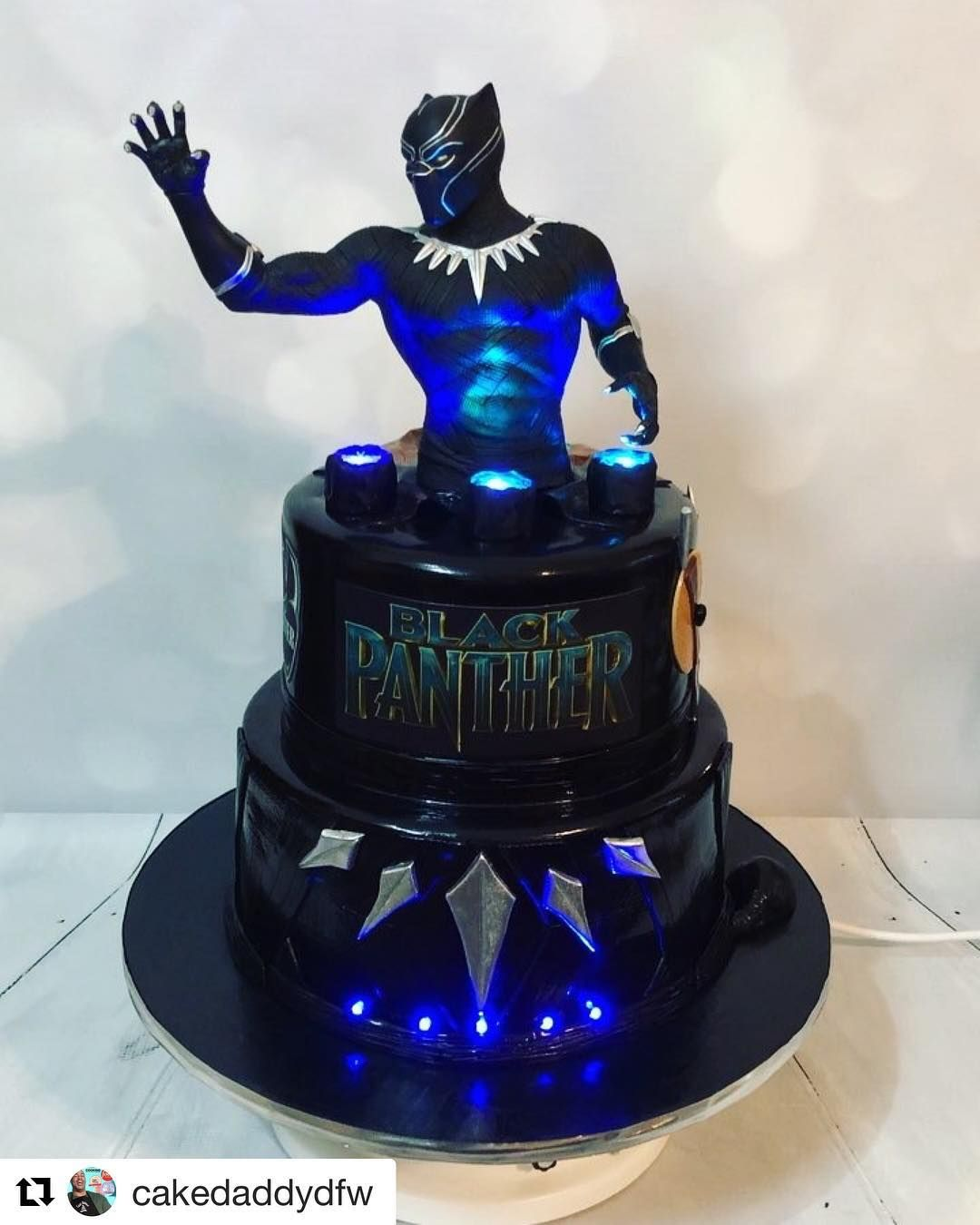 Check Out This Awesome Cake By Tx Baker Cakedaddydfw
