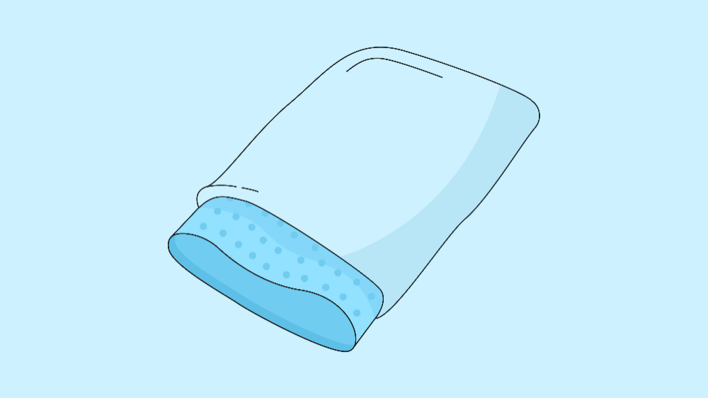 How to Clean a Memory Foam Pillow in 4 Easy Steps Sleep
