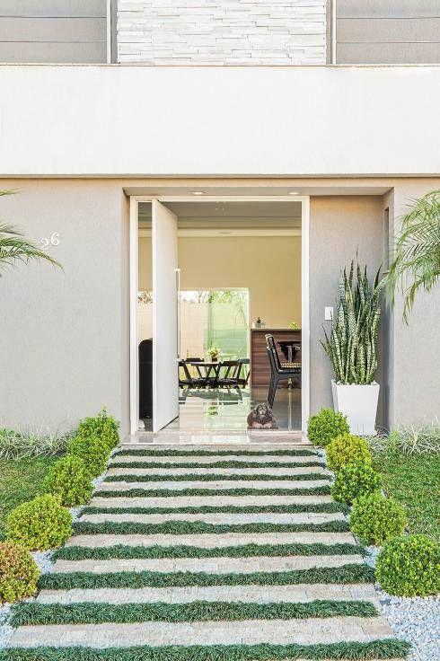 ideas para que la entrada de tu casa se vea fabulosa